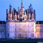 Дворцы и замки Франции
