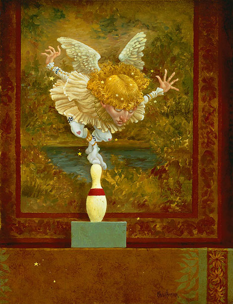 James Christensen art