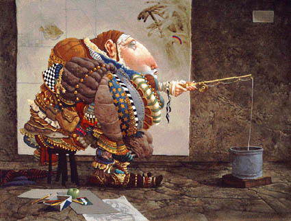 James Christensen art